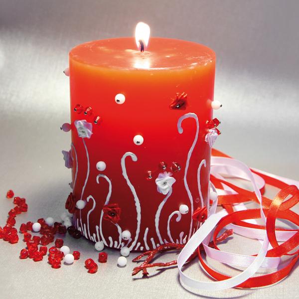 Как сделать форму для свечи своими руками