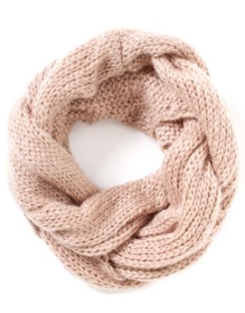 Вязание шарфа хомута с видео
