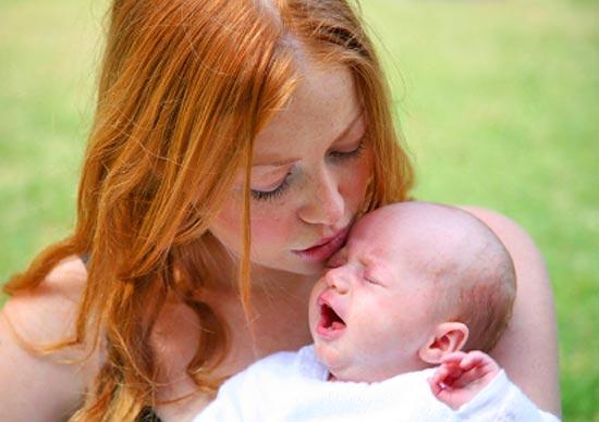 черные точки на лице у ребенка комаровский