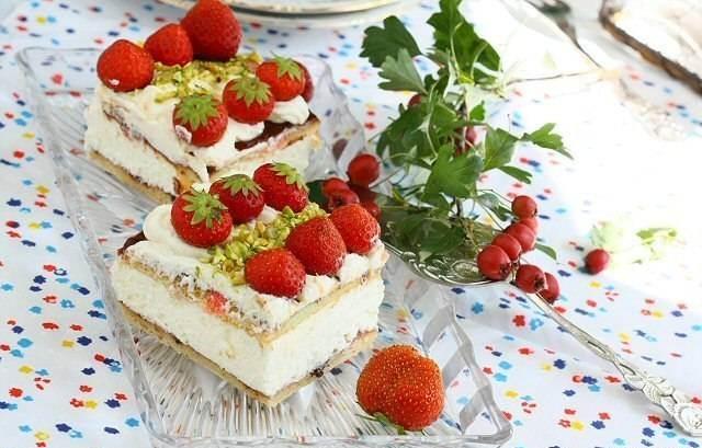 Крем для торта своими руками