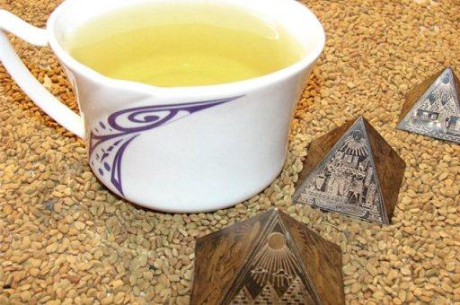 Желтый чай полезные свойства