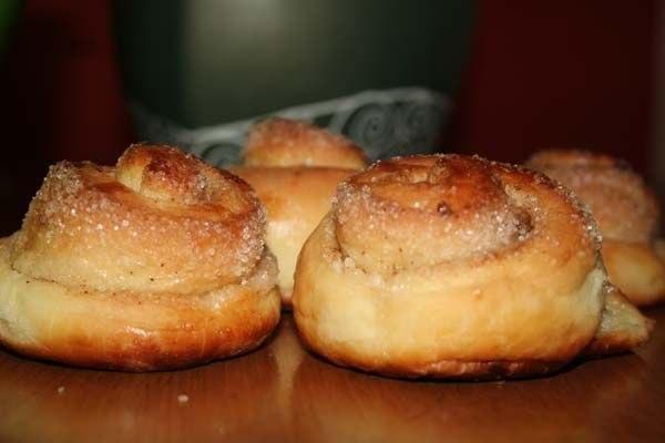 Как сделать булочки с сахаром рецепт фото 324