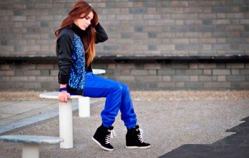 Обувь Сникерсы Фото
