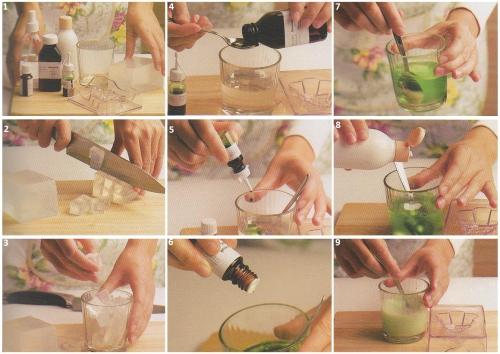 Мыло своими руками уроки с фото