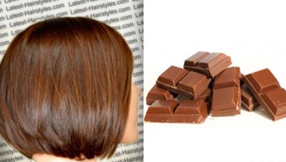 цвет шоколадный фото: