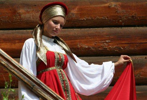 Сшить русский сарафан своими руками