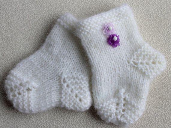 Для вязания носочков для
