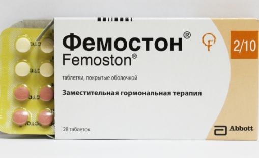 Как Принимать Фемостон 1 5