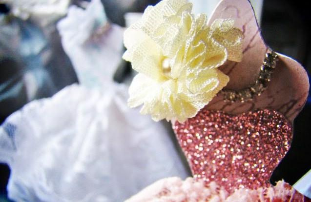 Своими руками украшения для платья