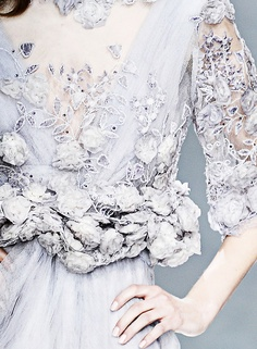 Платье из органзы своими руками