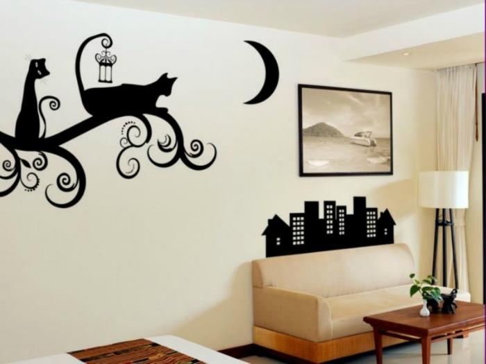 Объемные штукатурка на стене - Три способа отделки стен дома - декоративная штукатурка