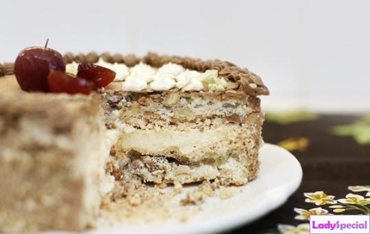 Настоящий Киевский торт по ГОСТу СССР
