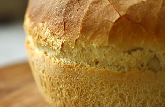 Рецепт домашнего хлеба в духовке на сухих дрожжах и на 1кг муки