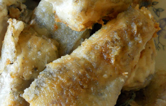 Рыба в манке рецепт с фото
